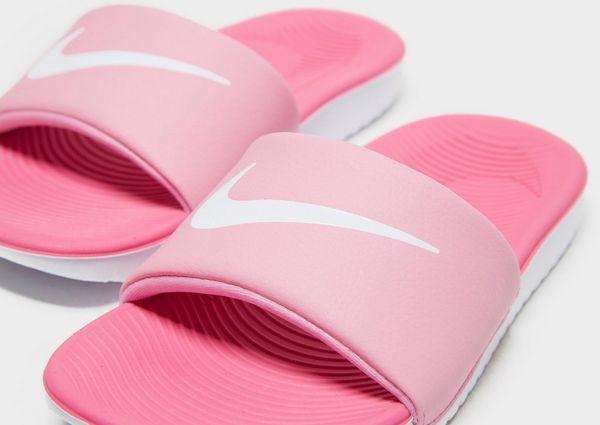 11f93f5238a7c7 NIKE Nike Kawa Younger Older Kids  Slide