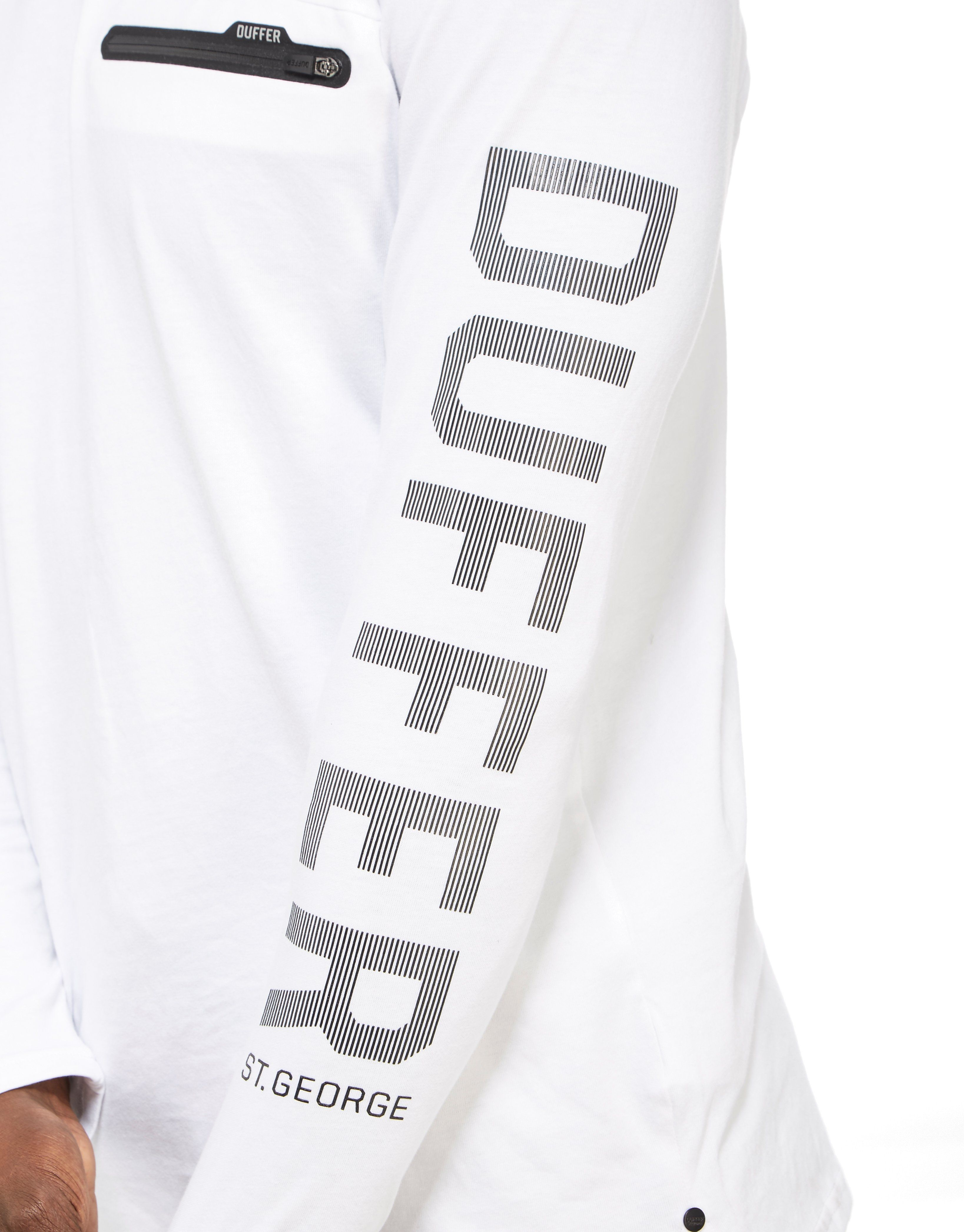 Duffer of St George Structure Long Sleeve T-Shirt