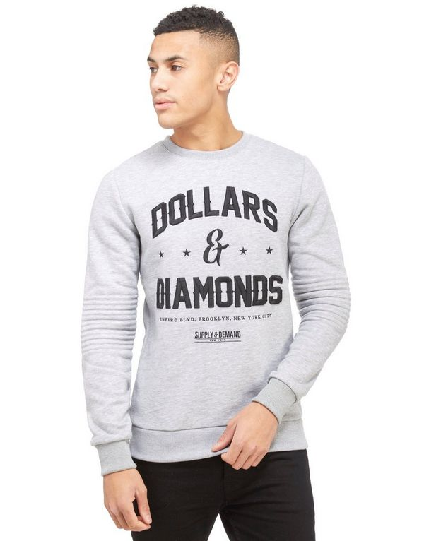 Supply & Demand Rogue Crew Sweatshirt