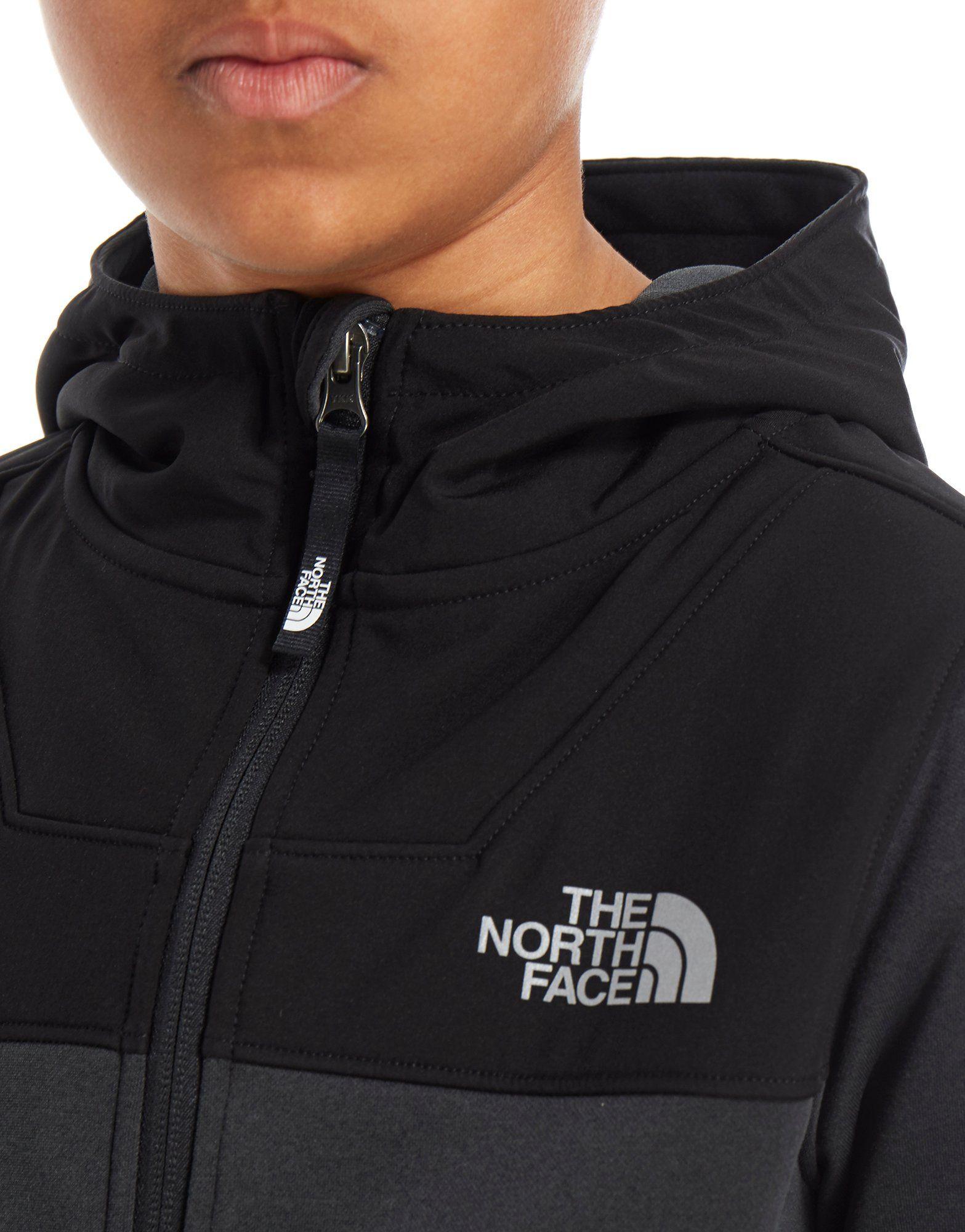 The North Face Mittellegi Full Zip Hoody Junior