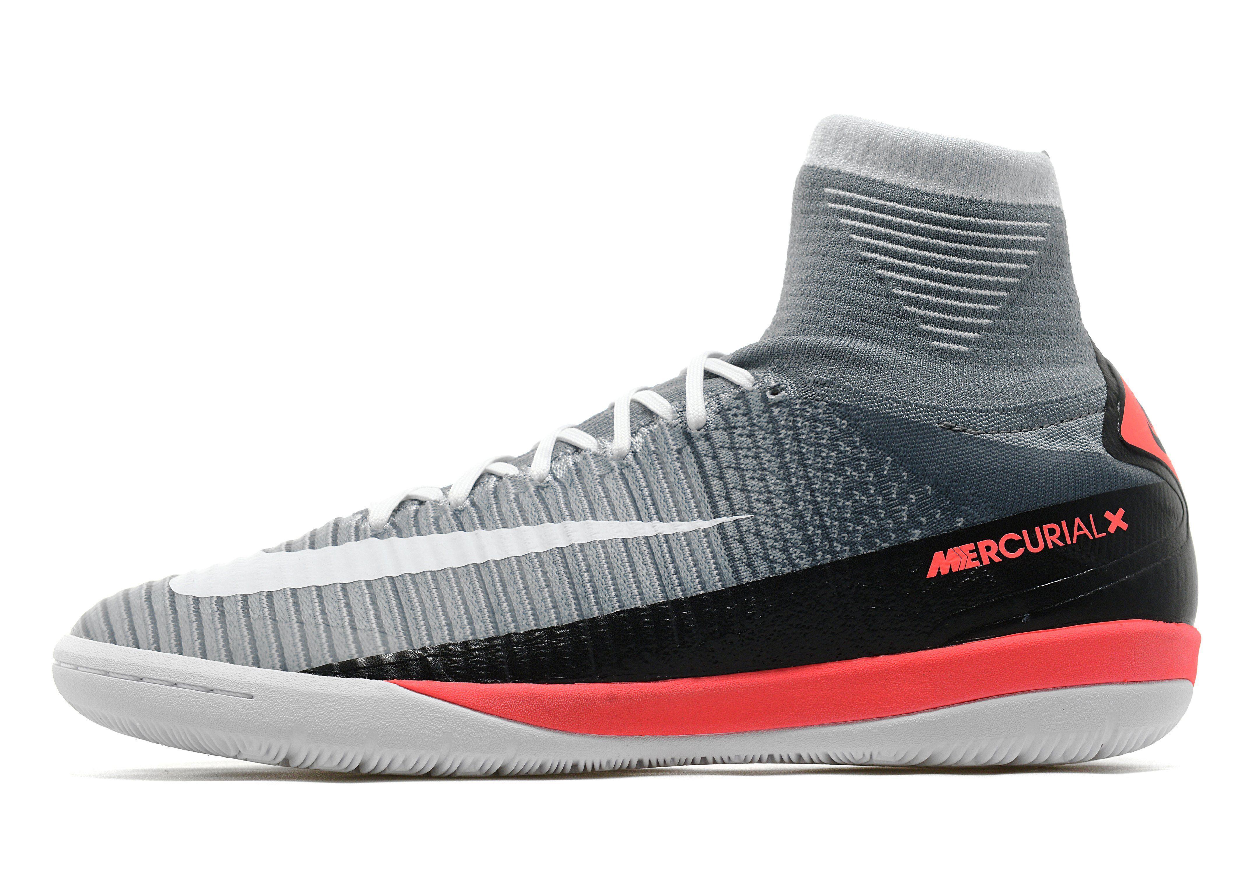 Nike MercurialX Proximo II IC Indoor/Court Football Shoe Grey FI8138492