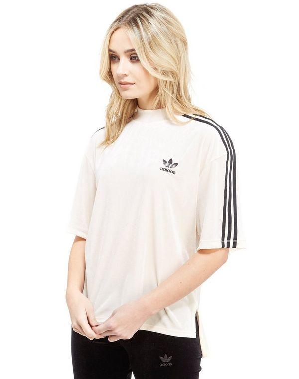 velvet shirt adidas