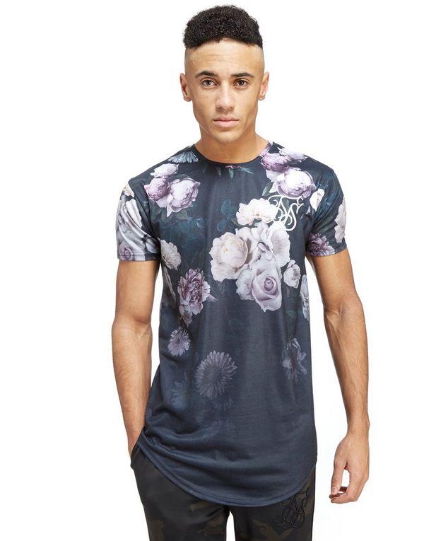 SikSilk Garden Fade T-Shirt