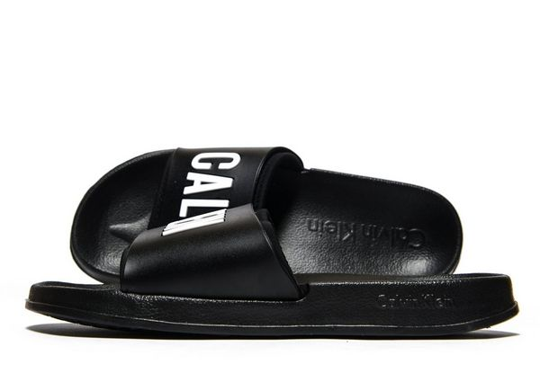 5c7981ec90c Calvin Klein Slides