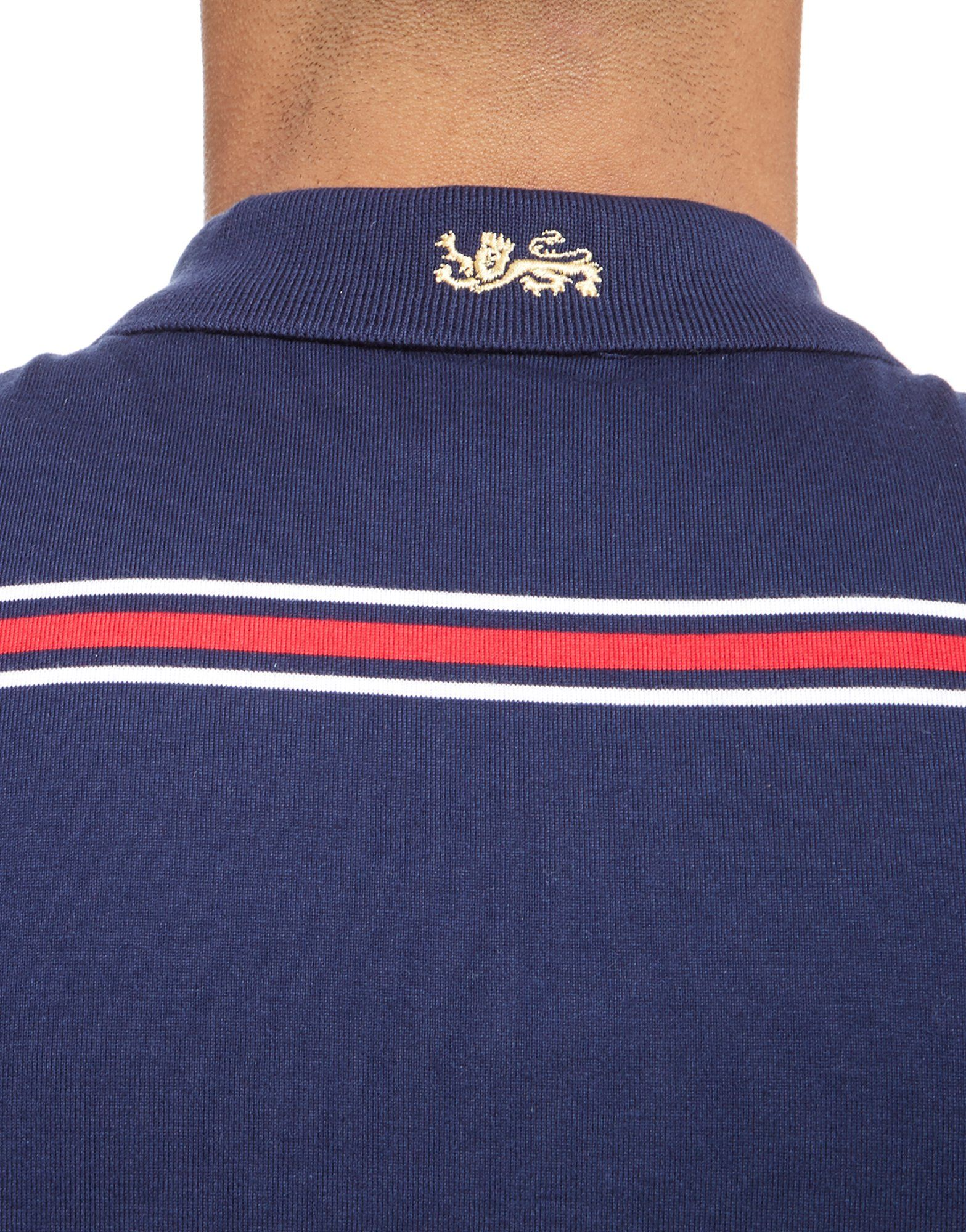 Canterbury British & Irish Lions 2017 Strip Polo Shirt