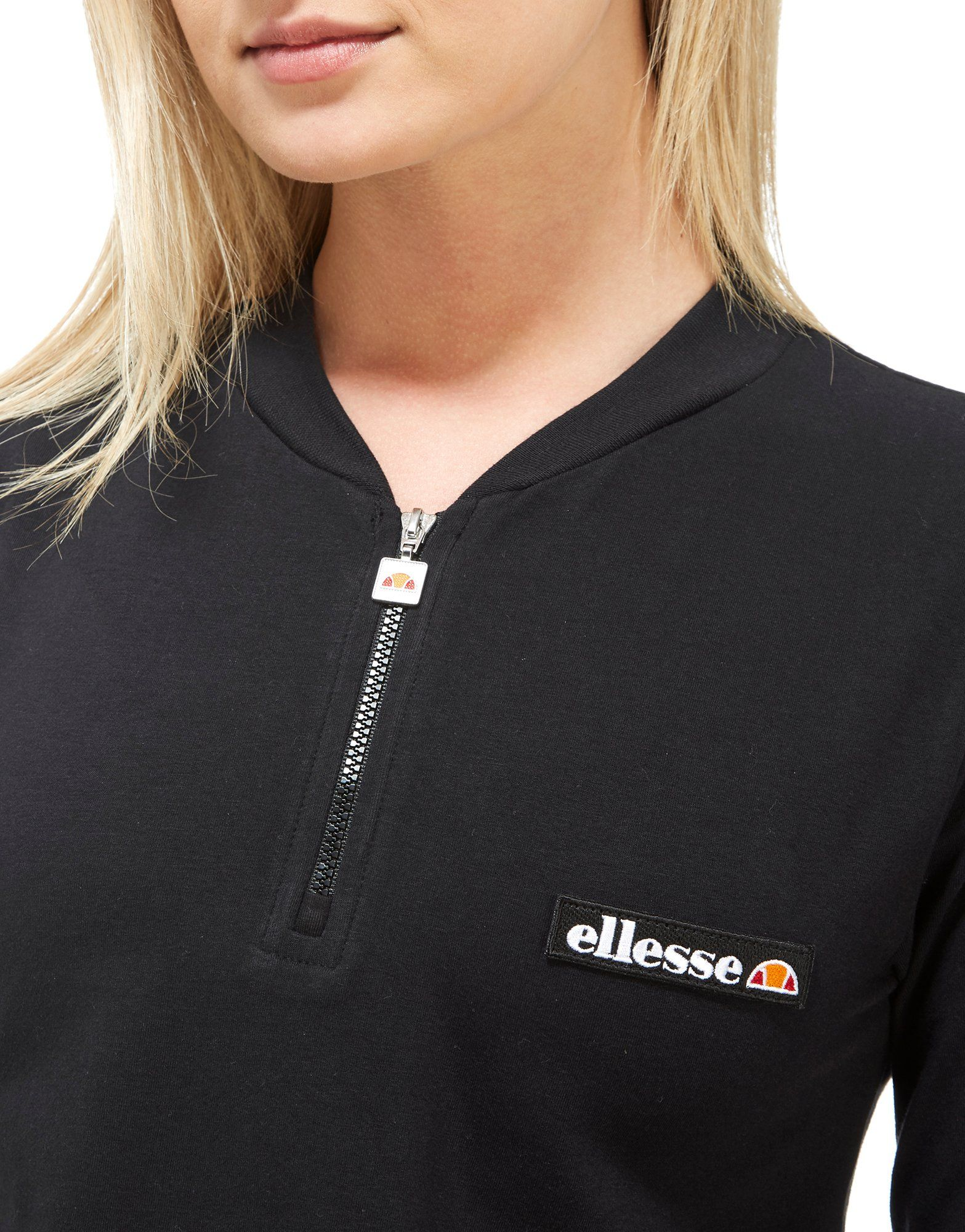 Ellesse Baseball Crop T-Shirt