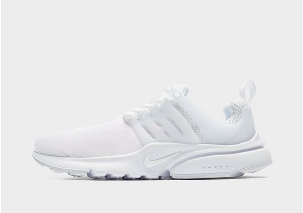 nike air presto junior white