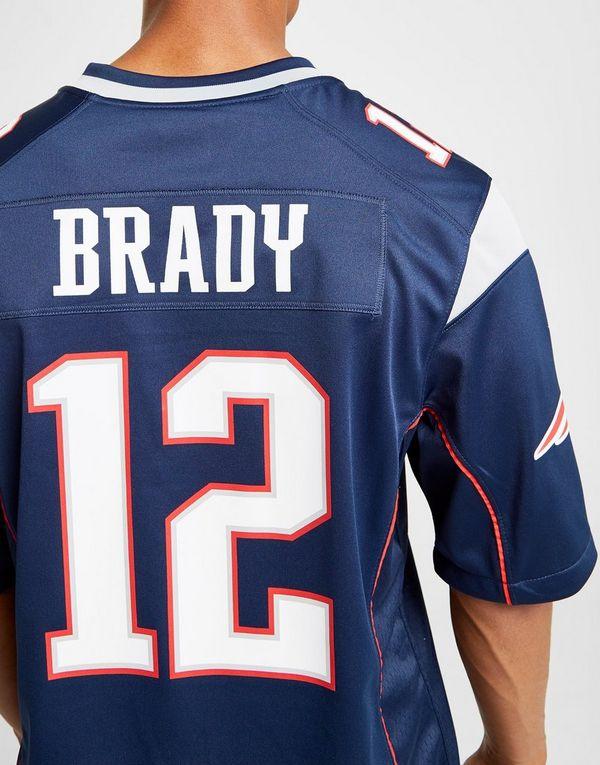 Nike New England Patriots Jersey  660372a4b