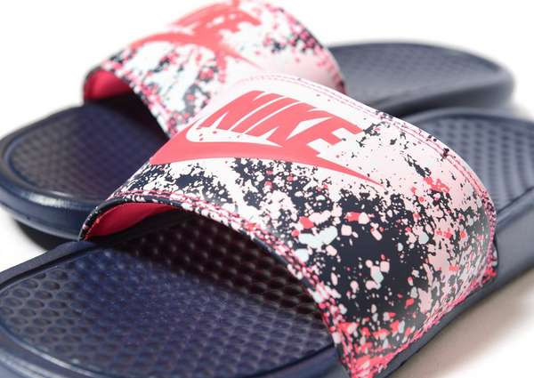 pretty nice 7ac25 f2cf9 Femme Nike Benassi Femme Slide tong Jdi RAXW7A0q