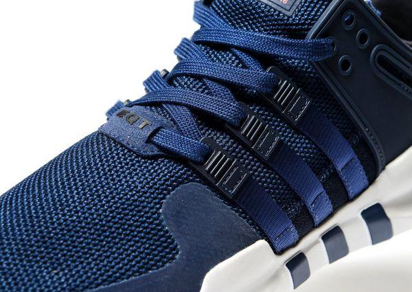 adidas eqt support adv black blue white