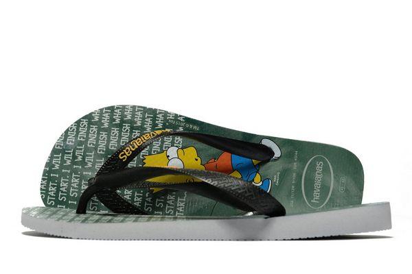 2560f980e11584 Havaianas Simpsons Flip Flops