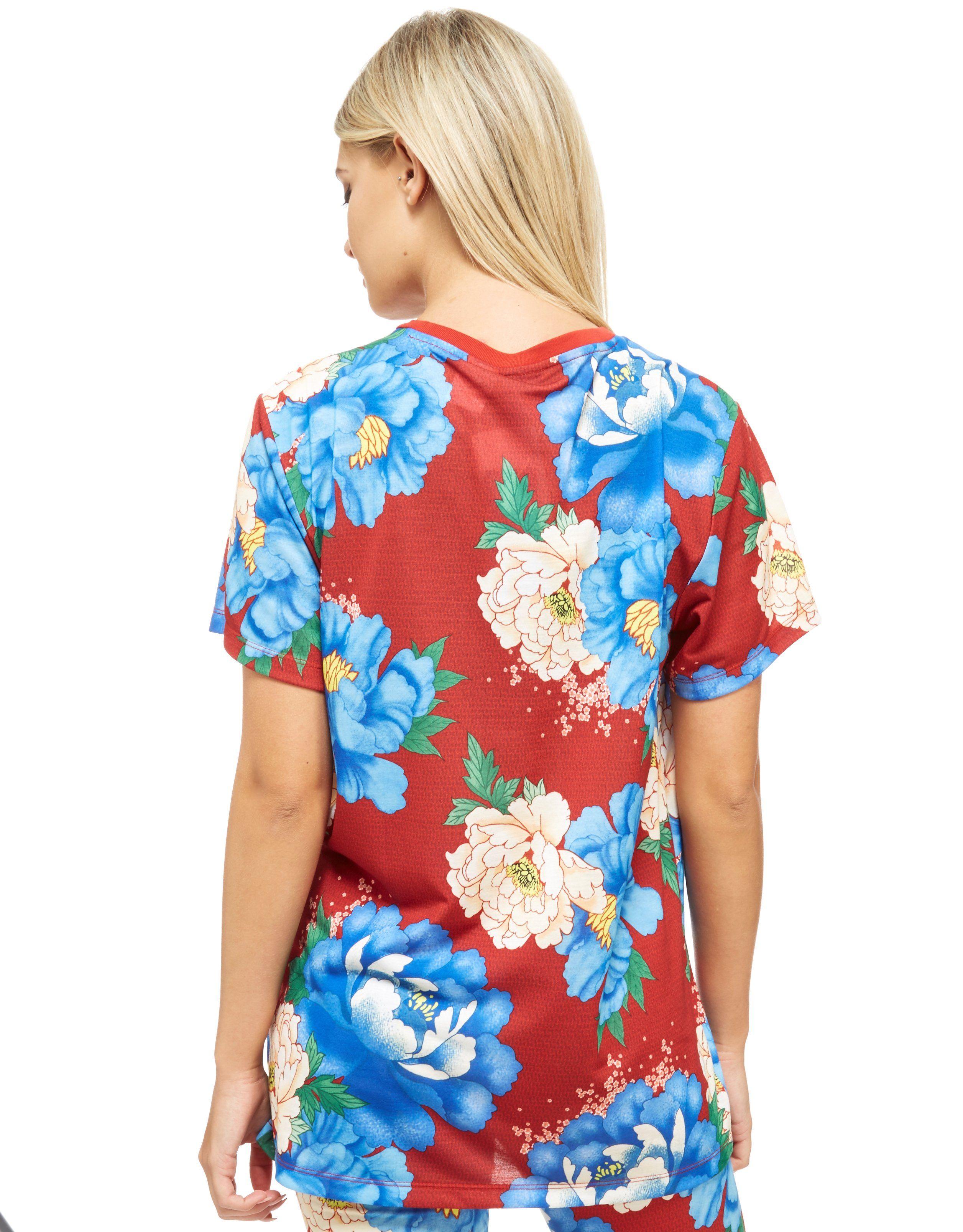 adidas Originals camiseta FARM Boyfriend