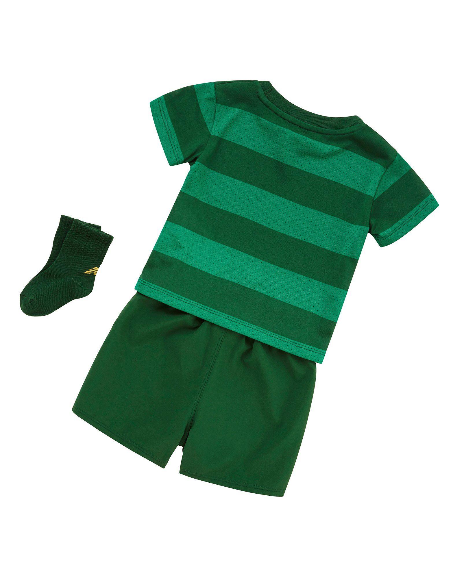 New Balance Celtic FC 2017/18 Away Kit Infant