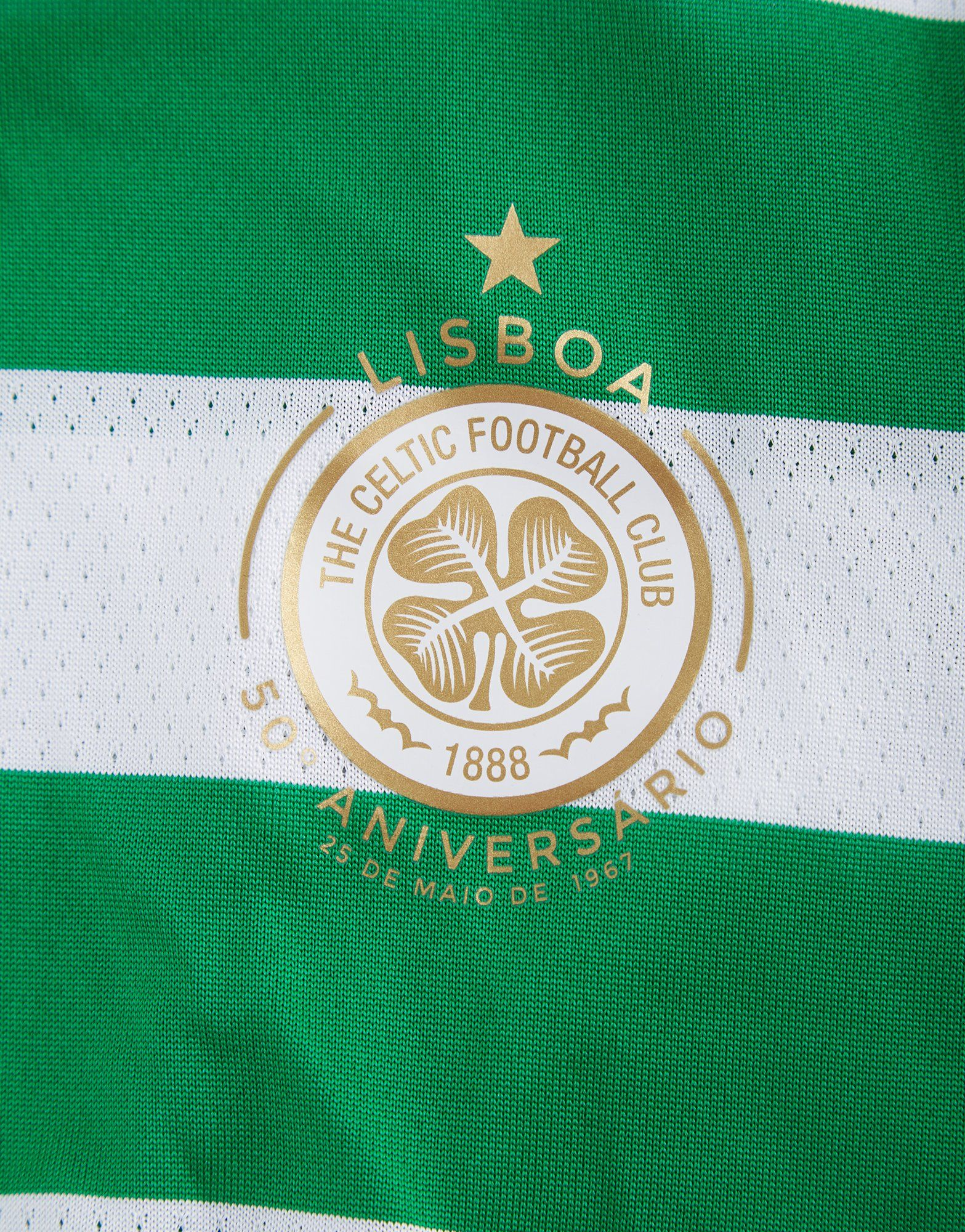 New Balance Celtic Fc   Home Kit Children