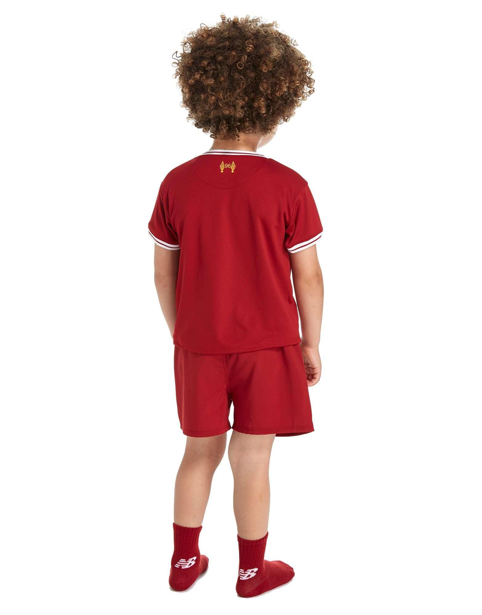 New Balance Liverpool FC 2017/18 Home Kit Infant
