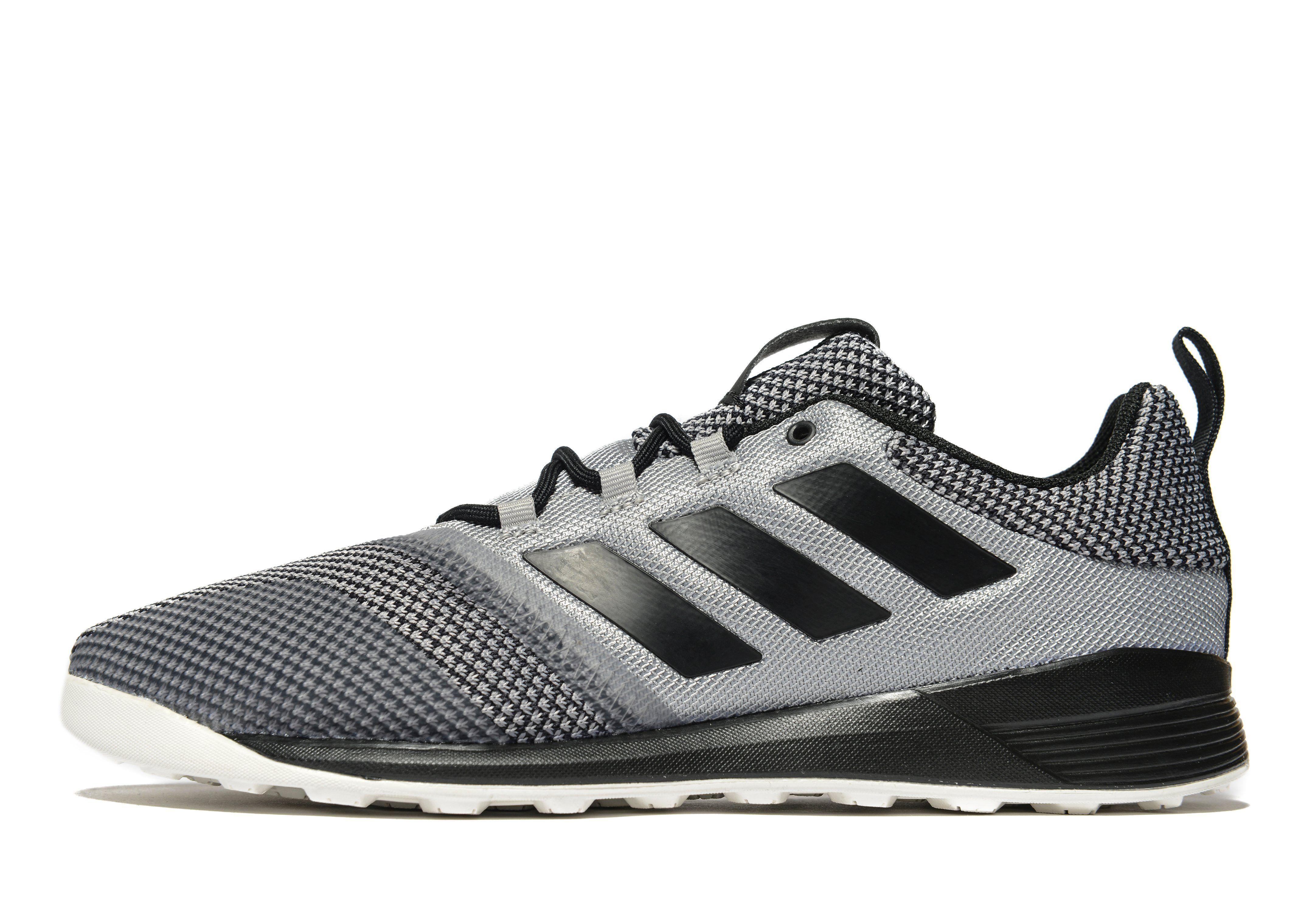 plain black adidas football boots addidas one