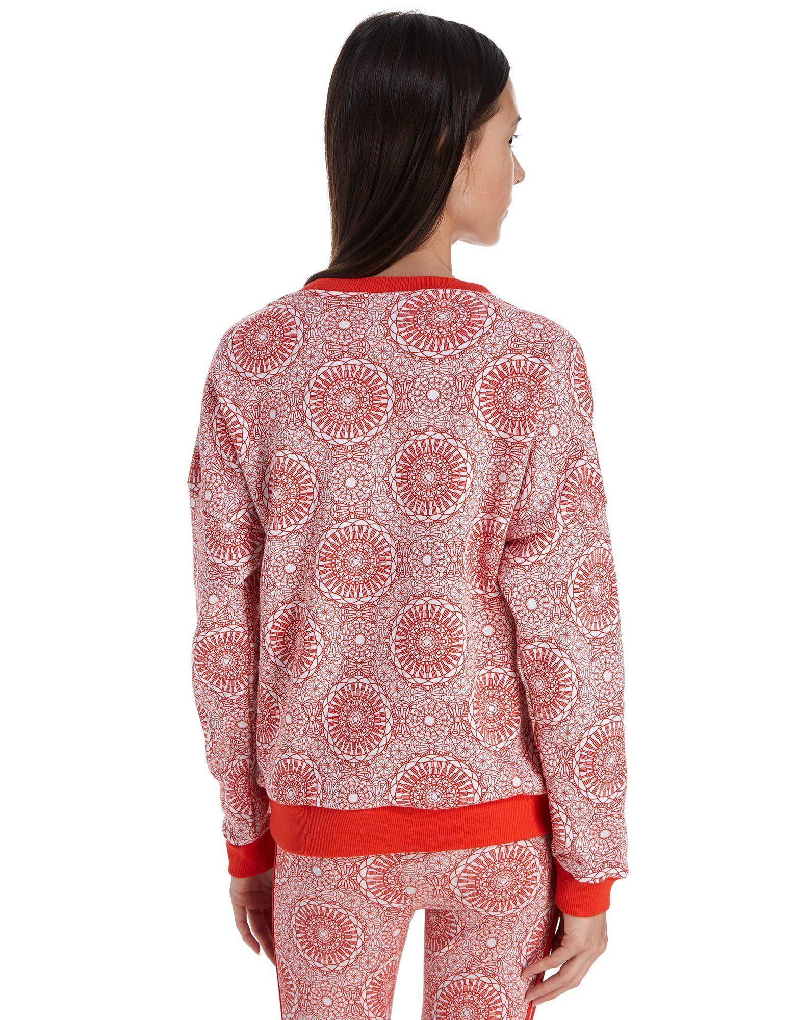 adidas Originals Girls' London Sweatshirt Junior
