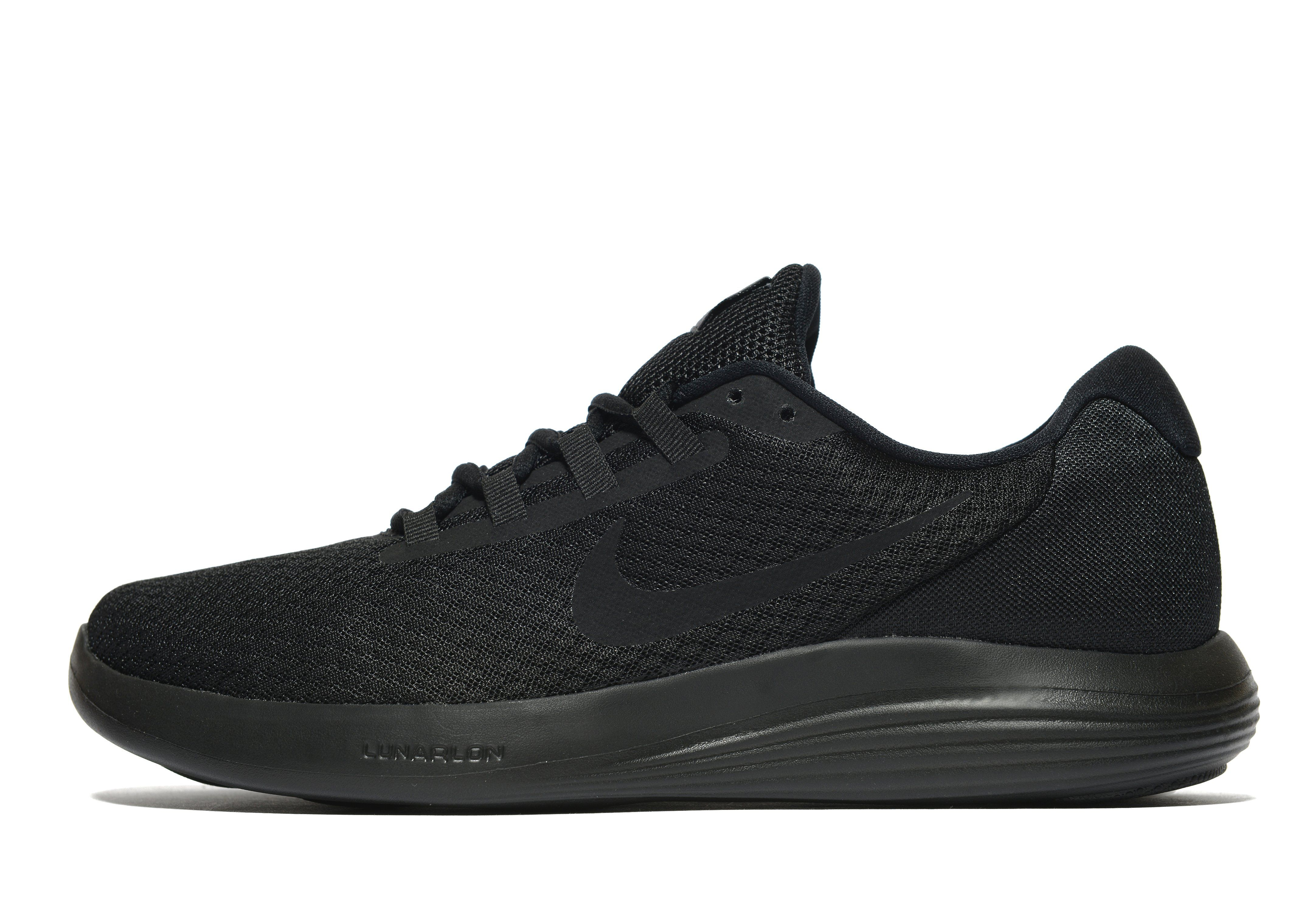 Black Running Shoes Sports Direct