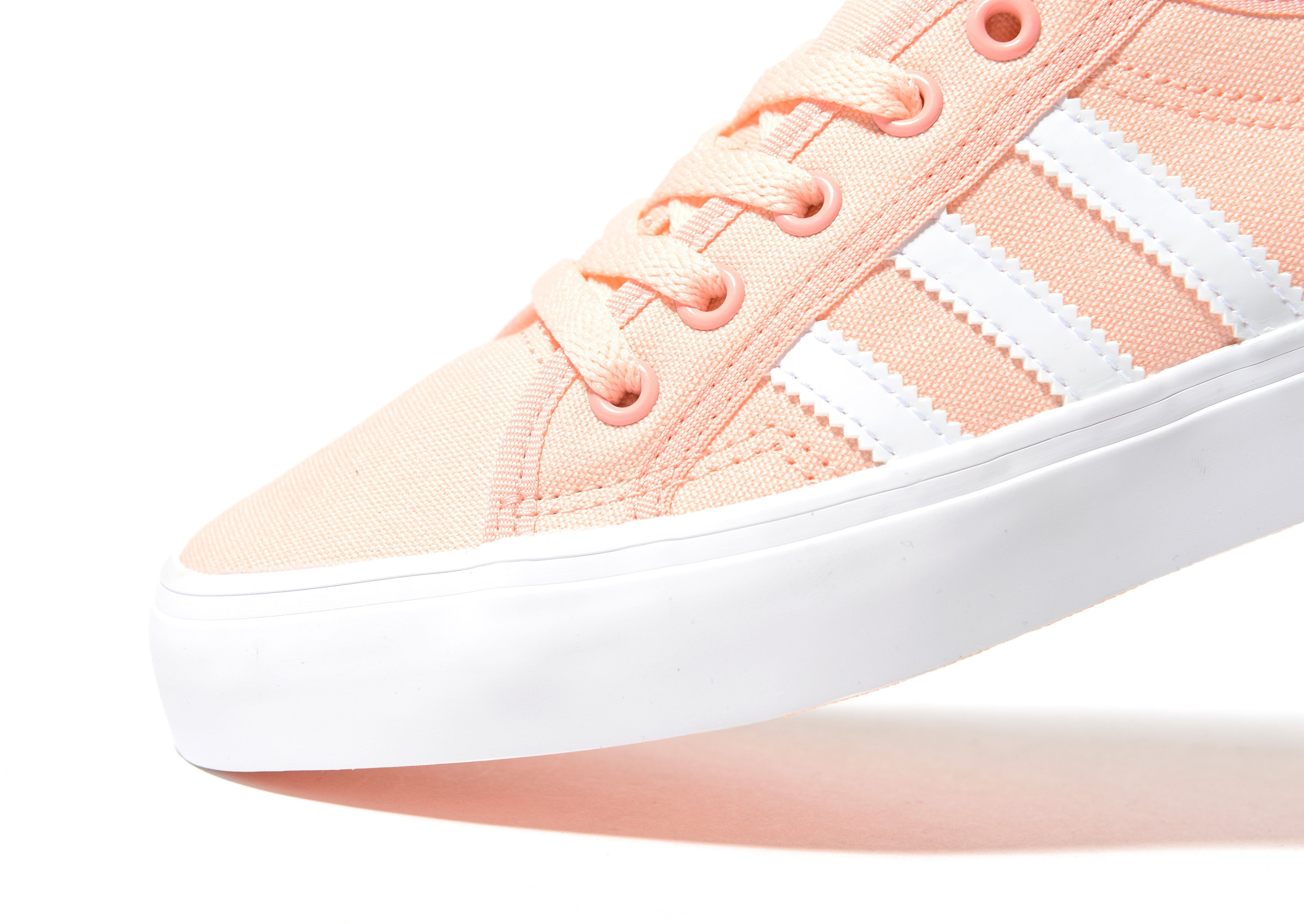 Nizza Adidas Chaussures De Sport Rose Bas