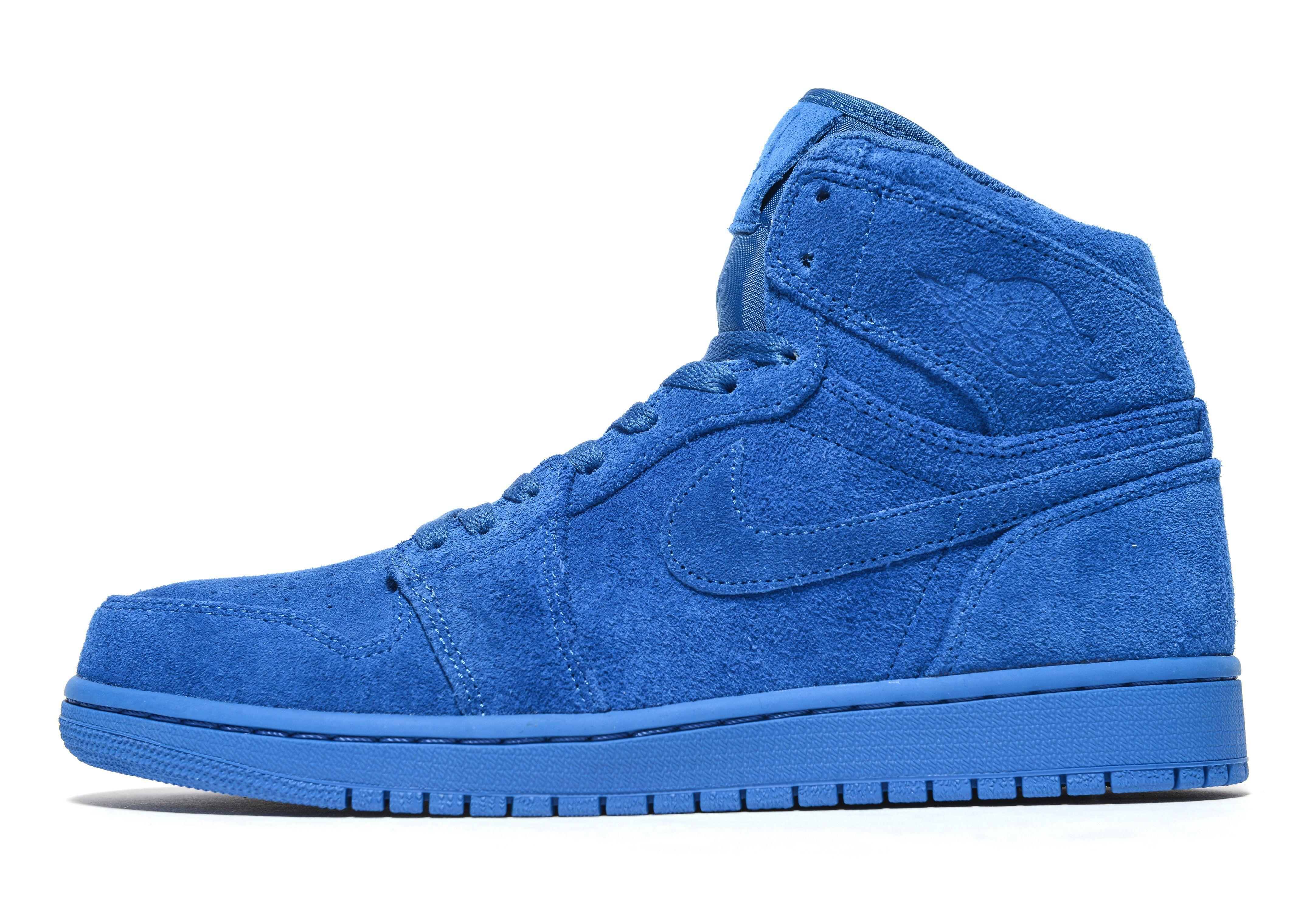new product 4b936 2d47a air jordan reveal green blue