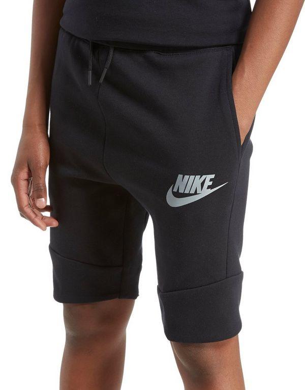 132057715151 Nike Tech Fleece Shorts Junior