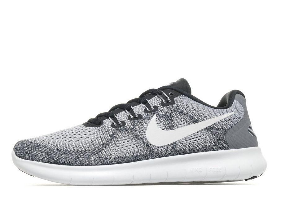 Nike Free RN - Women's Trainers - Grey 265426