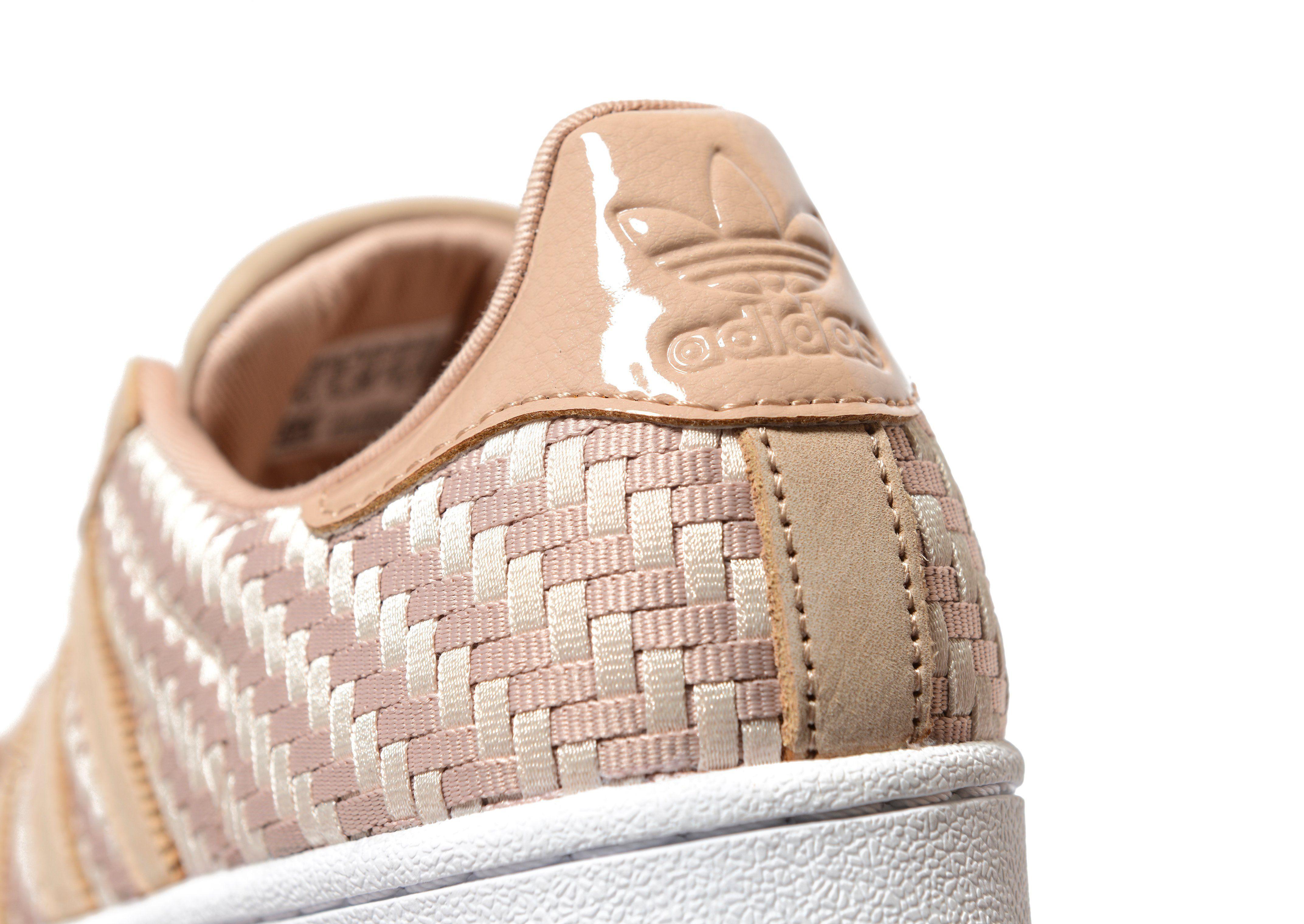 adidas Originals Superstar Woven Women's