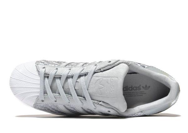 new concept f44f1 284d4 adidas Originals Superstar Woven Women s