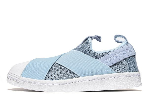 adidas Originals Superstar Slip-On Women Blue