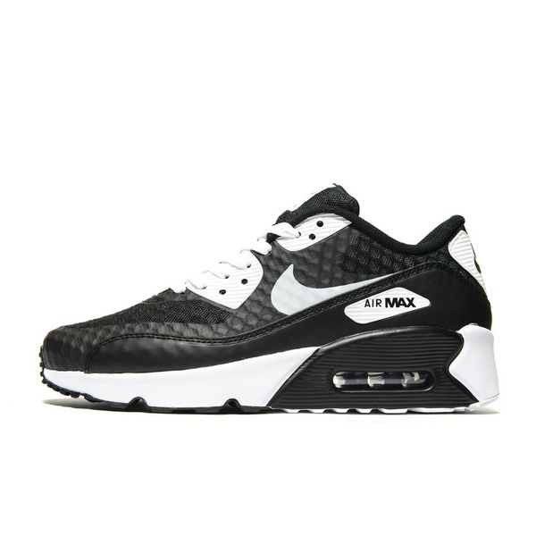 Nike Air Max 90 Junior Black beardownproductions.co.uk