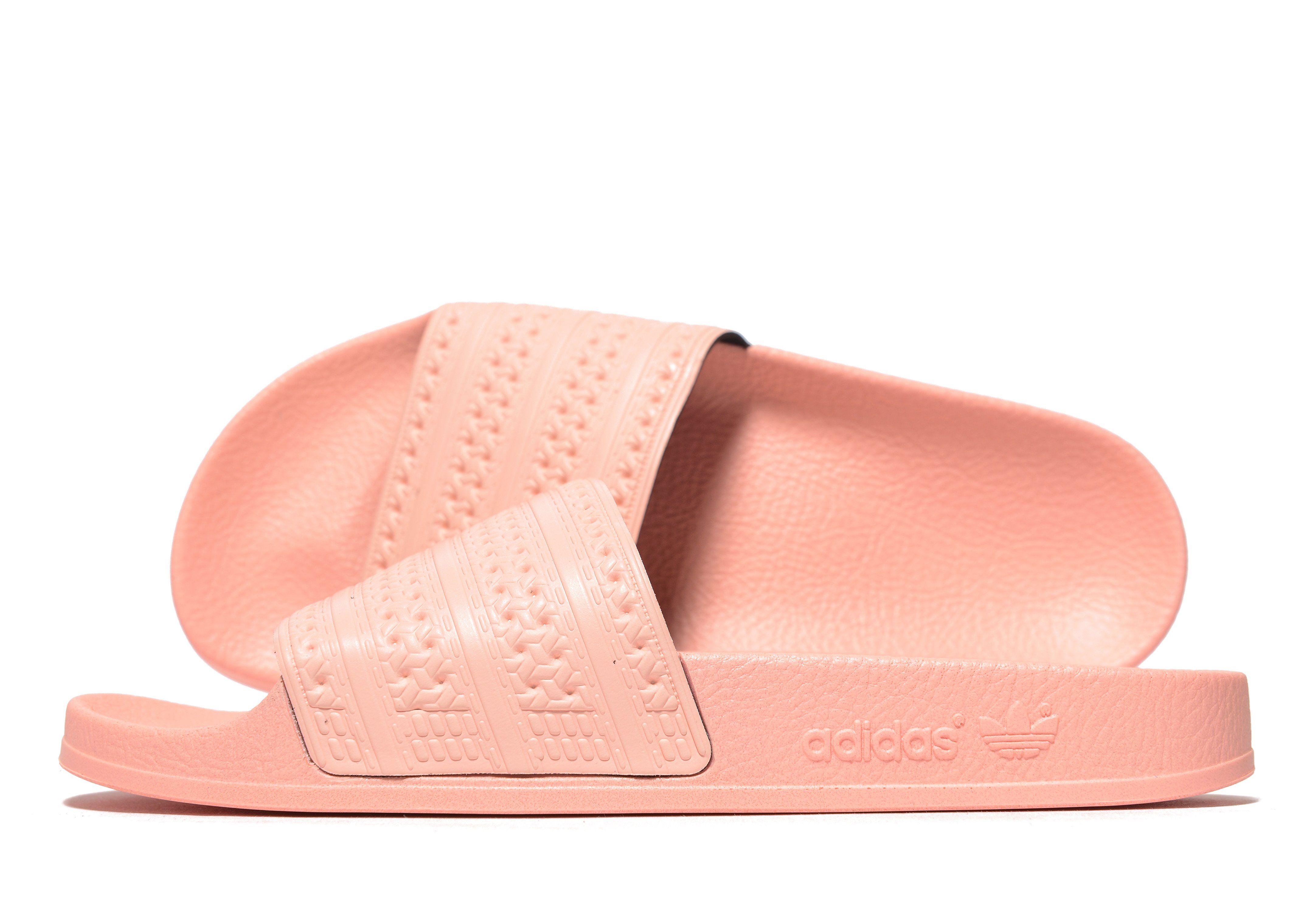 newest a74c0 ee48d adidas Originals Adilette Slides Womens  JD Sports Ireland