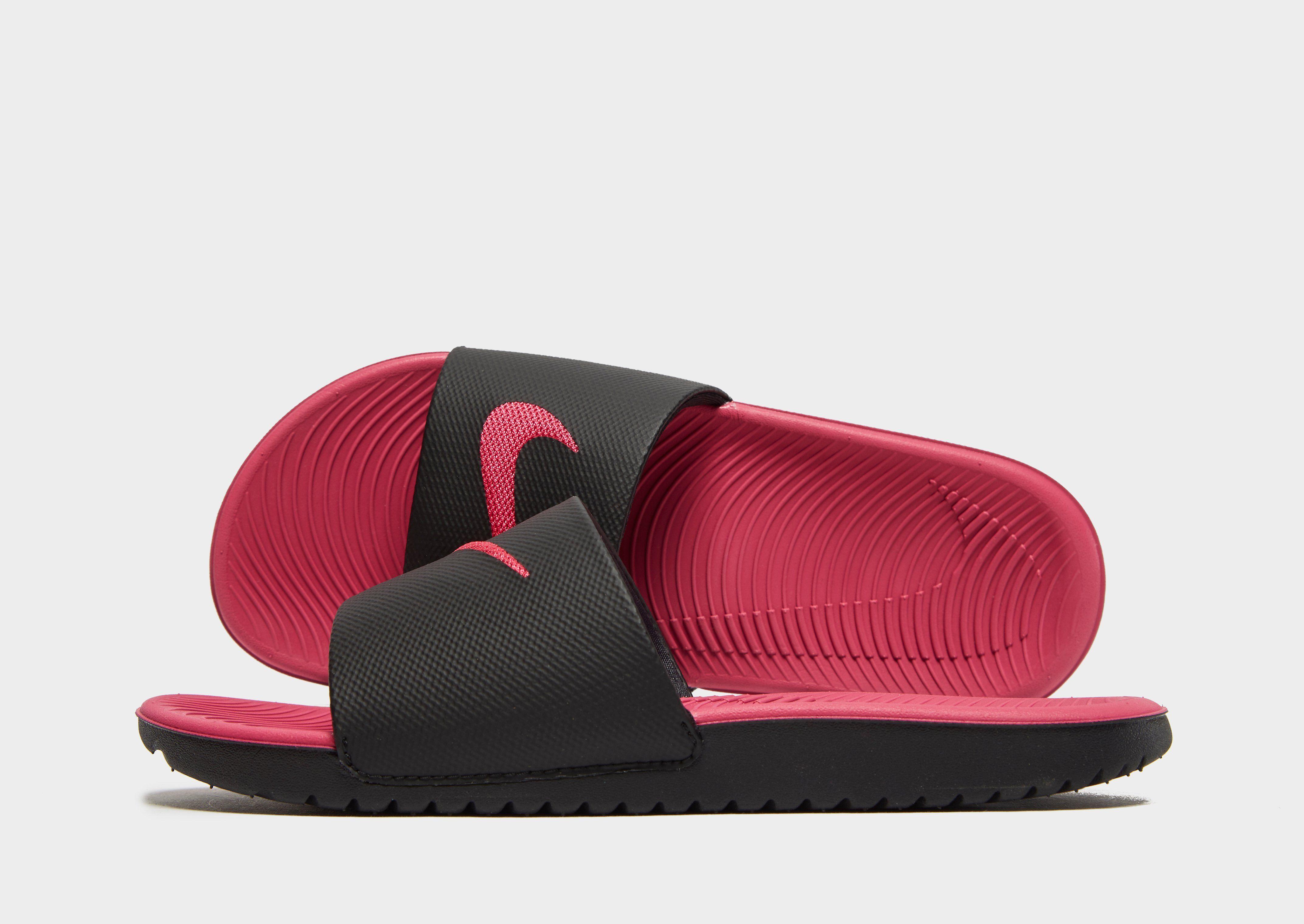 0abd2b873 Nike Kawa Slides Junior