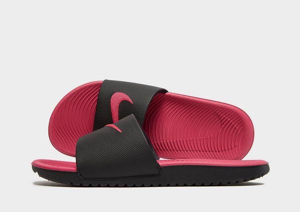 0910e9940d8 Nike Kawa Slides Junior