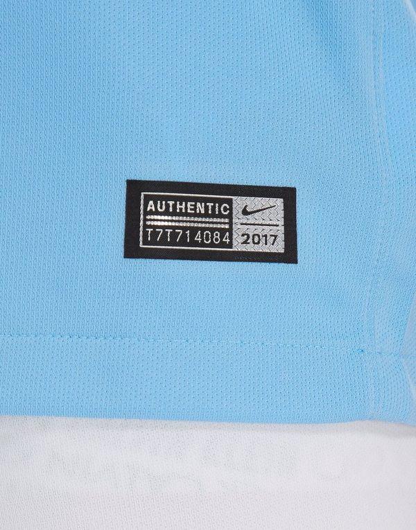 6d959871bccd8 Nike Manchester City 2017 18 Home Shirt Junior