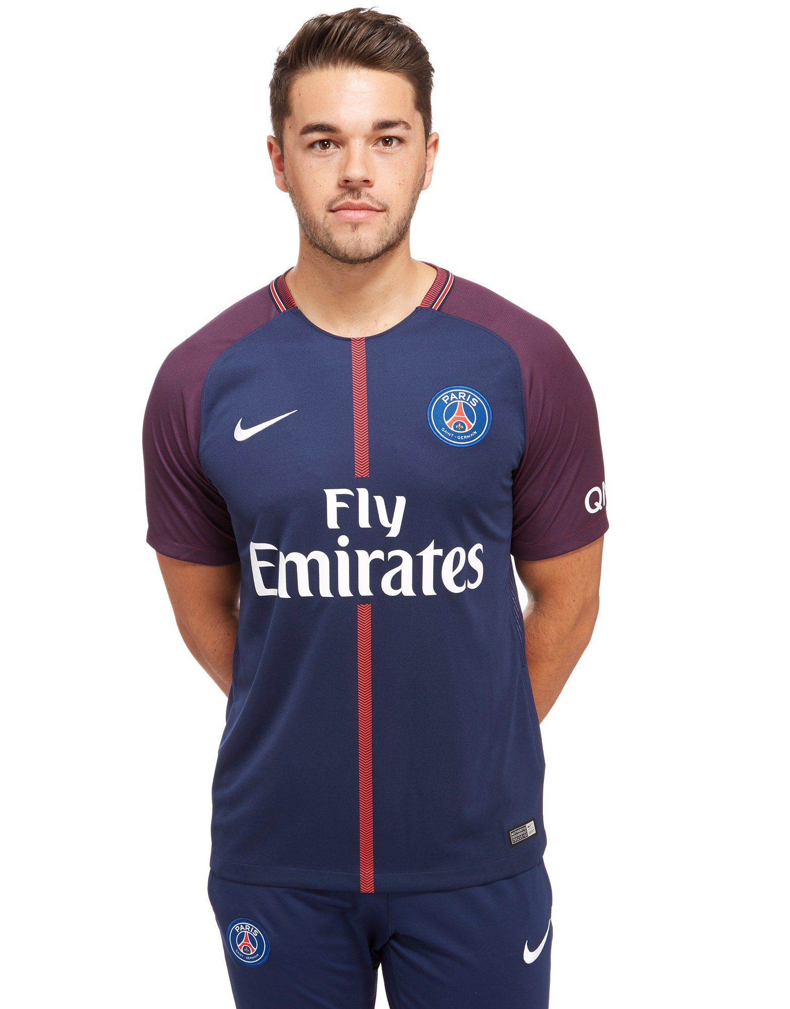Nike Paris Saint Germain 2017/18 Home Shirt