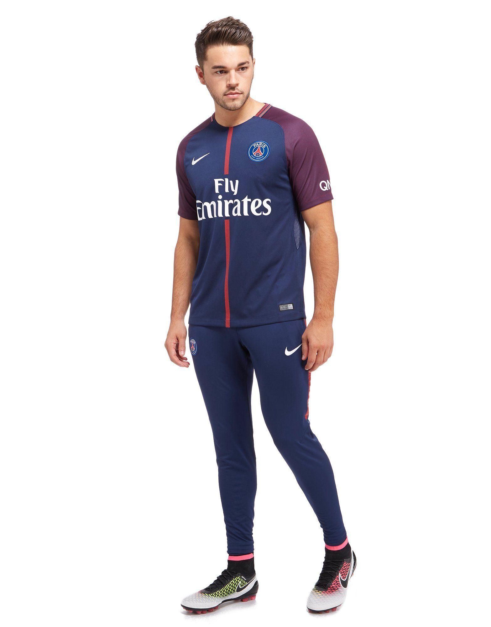 Nike Paris Saint Germain 2017/18 Home Shirt