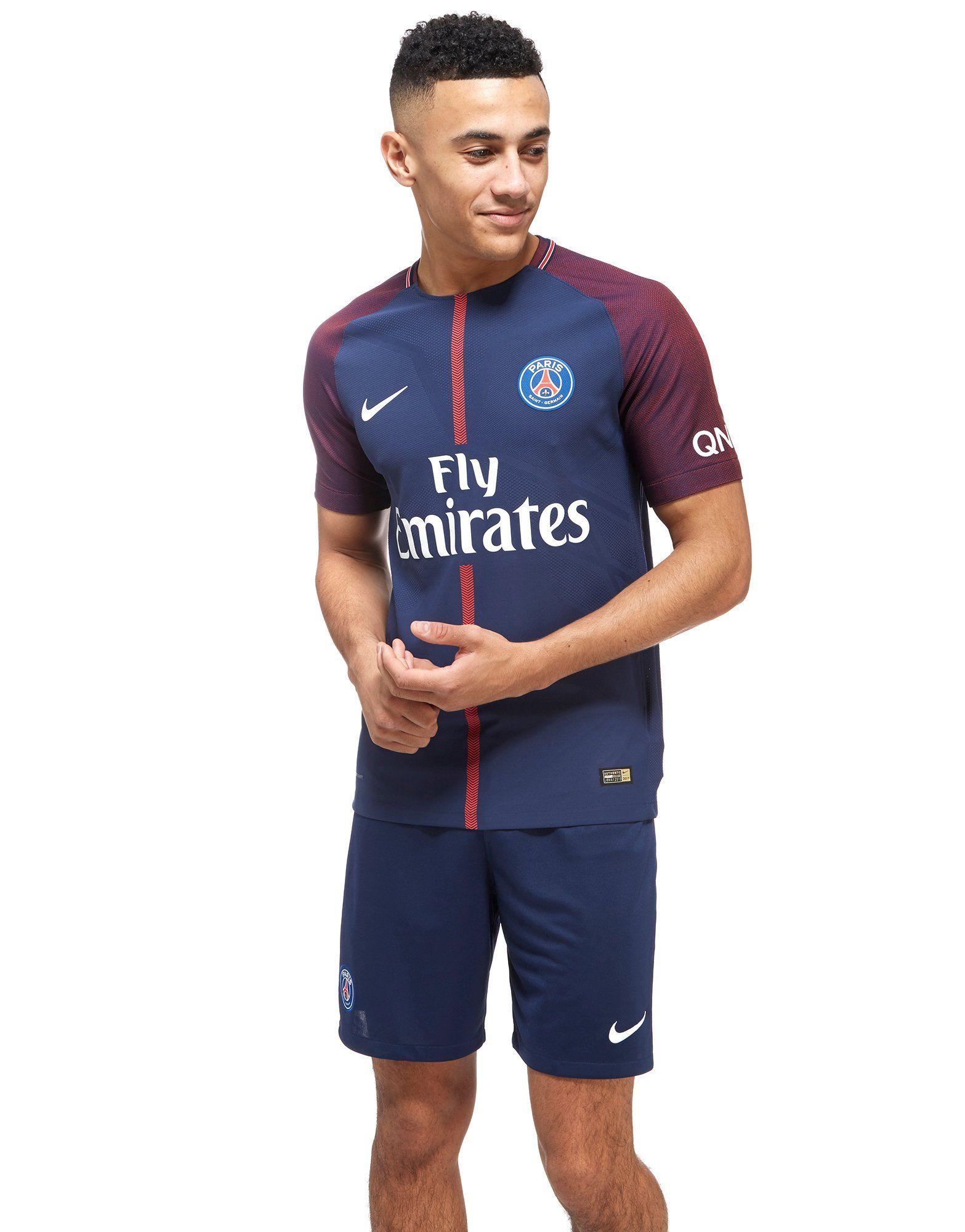 Nike Paris Saint Germain 2017/18 Home Shorts