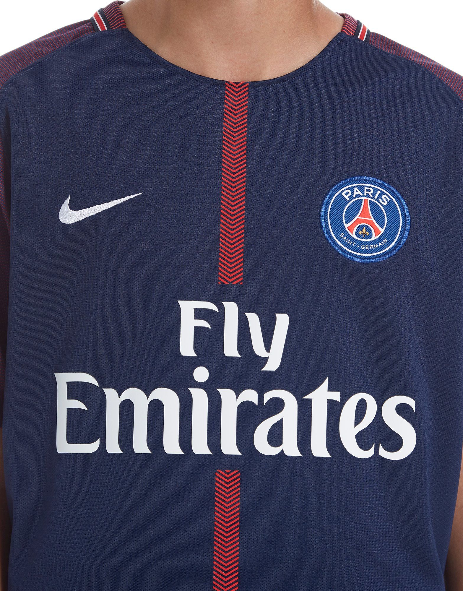 Nike Paris Saint Germain 2017/18 Home Shirt Junior