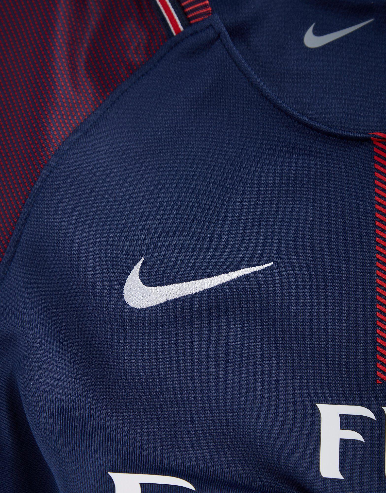Nike Paris Saint Germain 2017/18 Home Kit Children