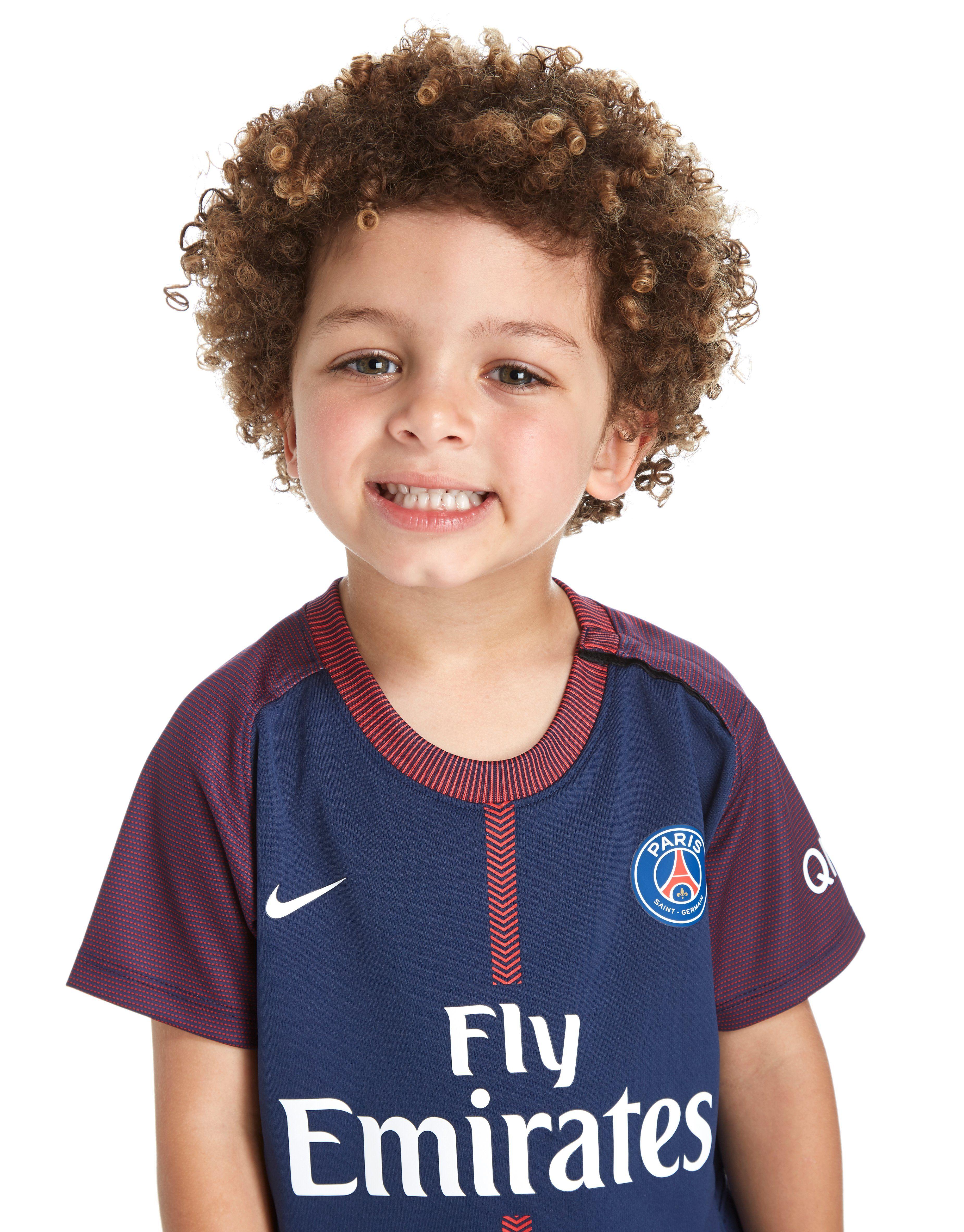 Nike Paris Saint Germain 2017/18 Home Kit Infant