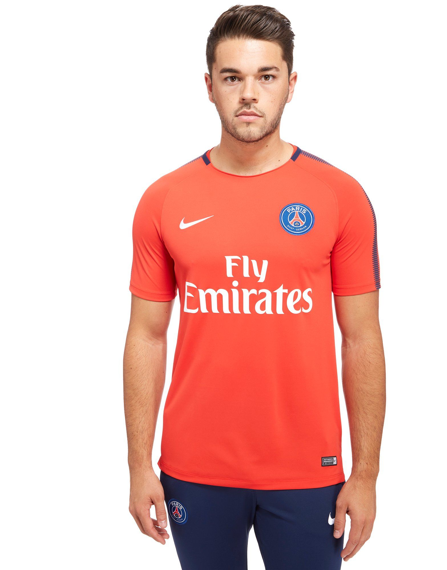 Nike Paris Saint Germain 2017/18 Training Shirt
