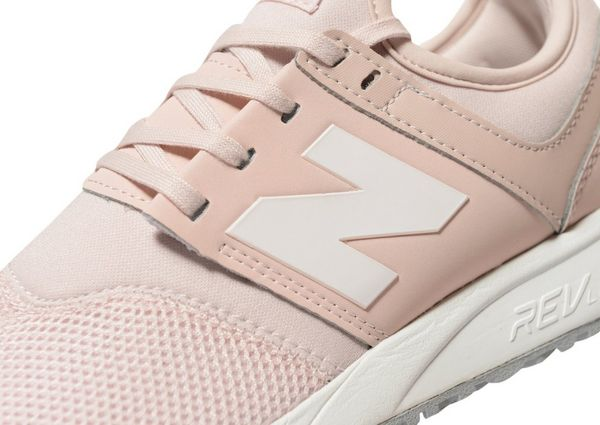 new balance femme beige rose