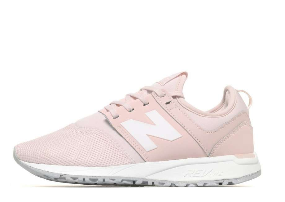 zapatillas new balance mujer rosas 2017