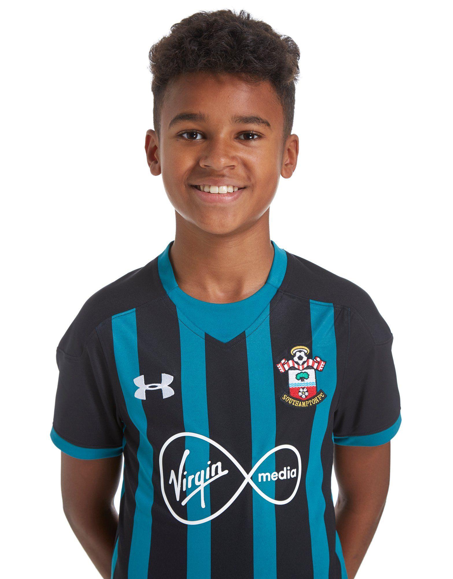 Under Armour Southampton FC 2017/18 Away Shirt Junior