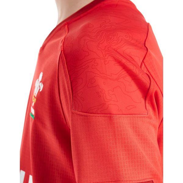 Under Armour Wales RU 2017/18 Home Shirt Junior