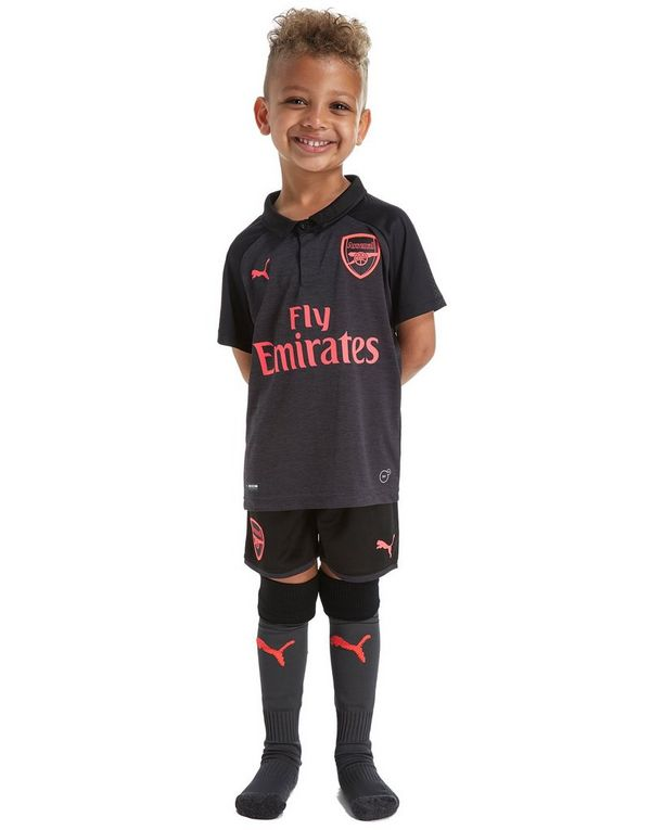 33559287e PUMA Arsenal FC 2017 18 Mini Kit Children