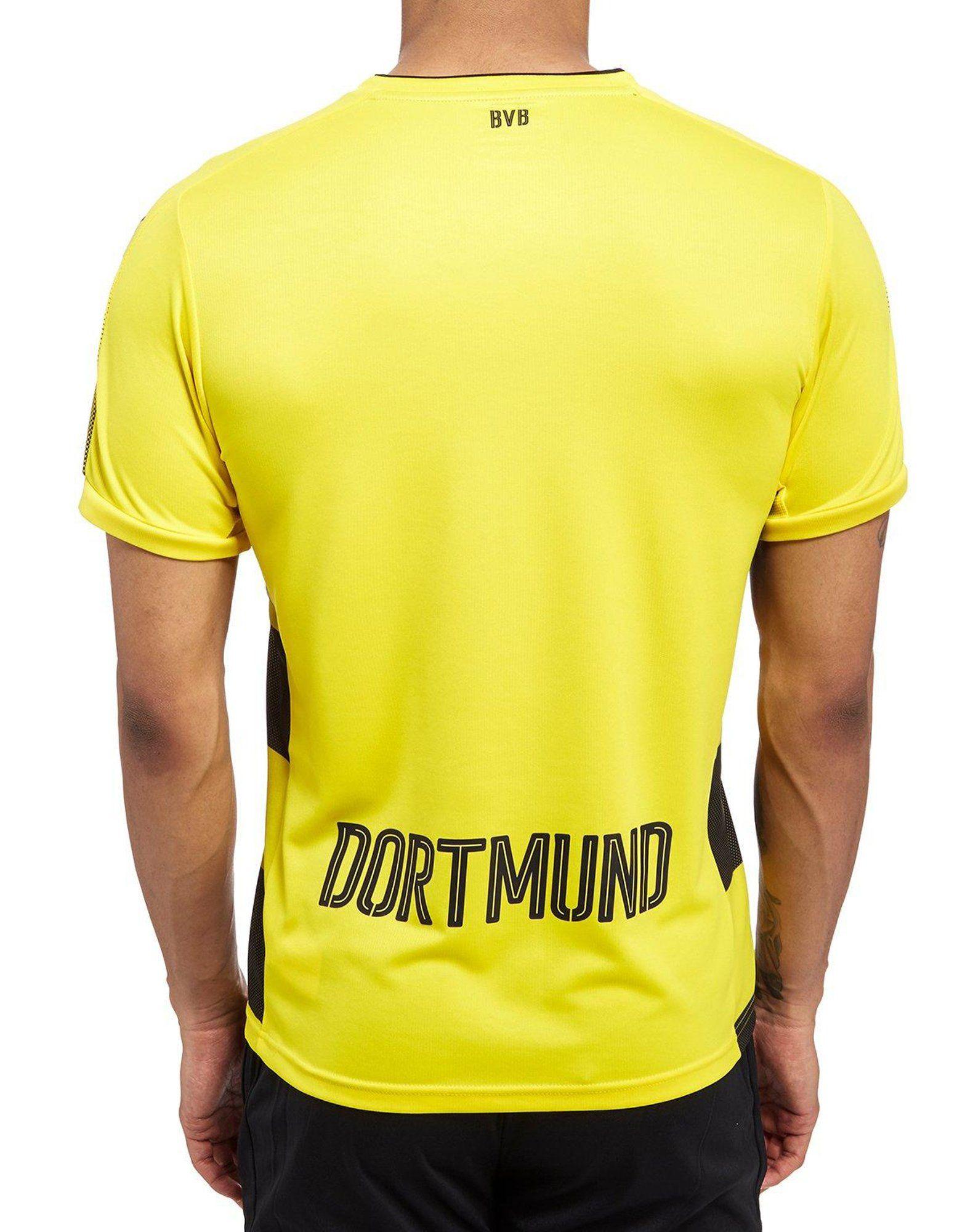 PUMA Borussia Dortmund 2017/18 Home Shirt
