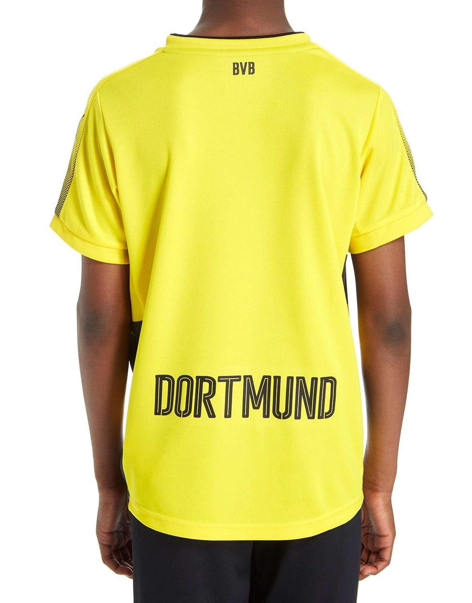 PUMA Maillot Domicile Borussia Dortmund 2017/18 Junior