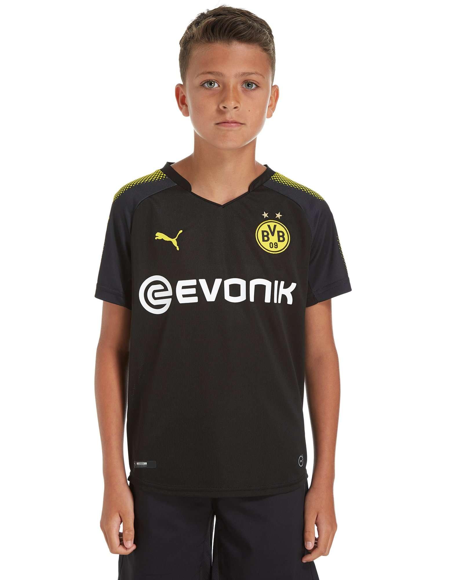 PUMA Maillot Junior Borussia Dortmund 2017/18