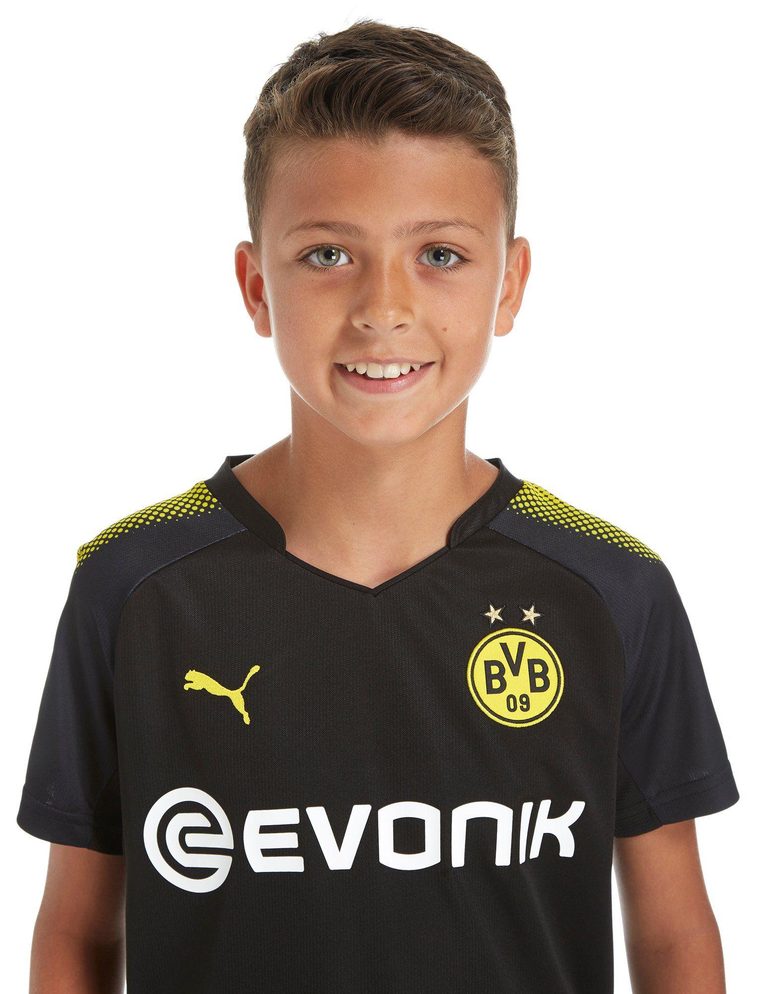 PUMA Maillot Extérieur Borussia Dortmund 2017/18 Junior